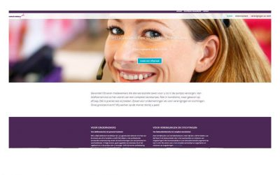 Nieuwe website SecretariaatsBuro