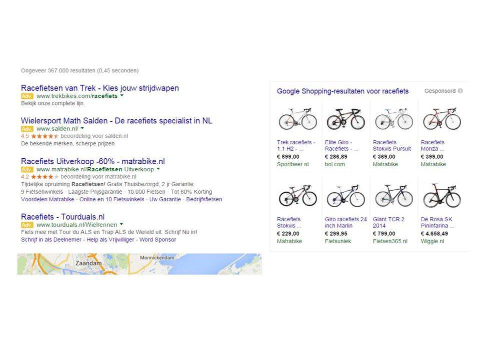 Google verandert advertentiebeleid