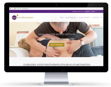 website en nieuwsbrieven LPMI