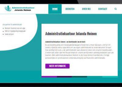 Webteksten administratiekantoor Heinen