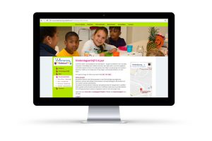 kinderopvang kiekeboe webteksten door coconut communicatie