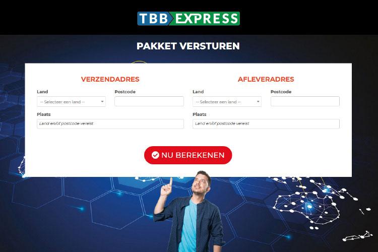 Marketingcommunicatie TBB Express
